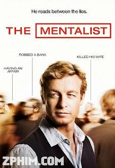 Thám Tử Đại Tài 1 - The Mentalist Season 1 (2008) Poster