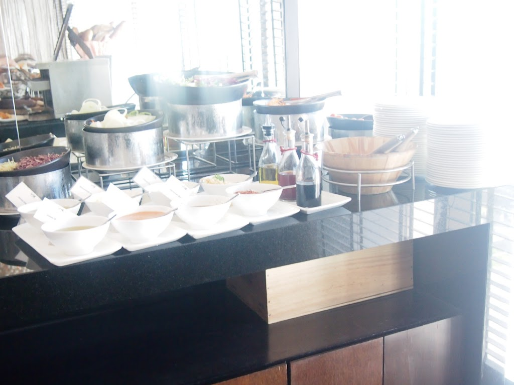 vie hotel バンコク 朝食