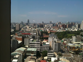 TaiChung sight seeing