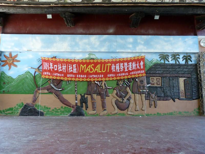 Tainan County.De Dona village à Meinong via Sandimen en scooter.J 12 - P1220503.JPG