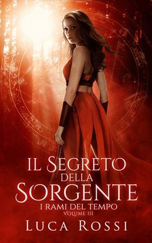 Luca Rossi - Il Segreto Sorgente - Cover -
