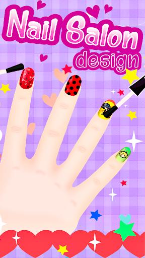 Fashion Ladybug Nail Salon screenshots 2