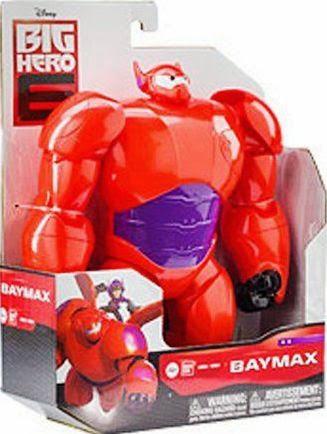 Armored Baymax Big Hero 6 loại 10'' là một trong số rất nhiều mô hình Big Hero