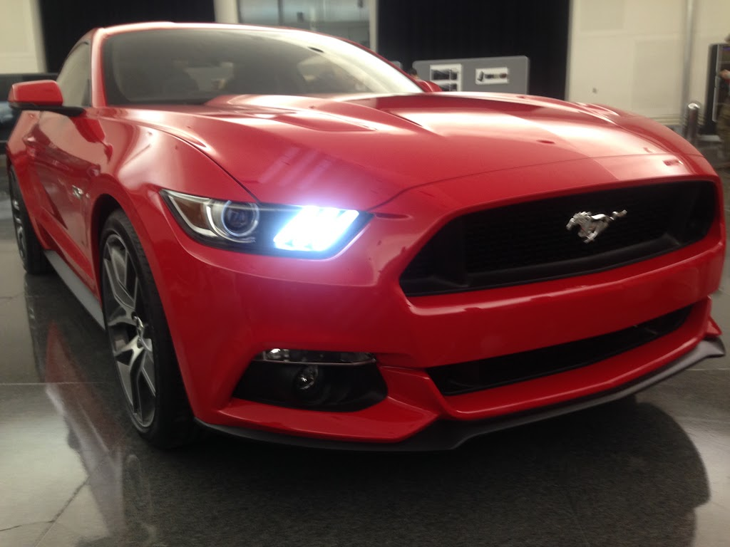 Ford Mustang Design Process - 7
