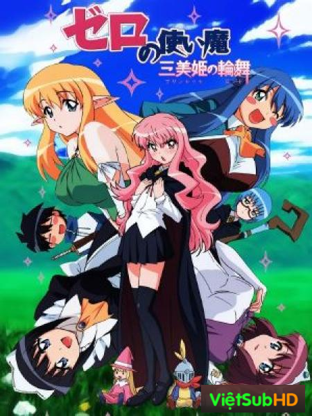 Zero No Tsukaima Season 3