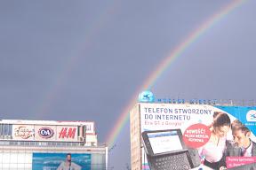 Two rainbows!