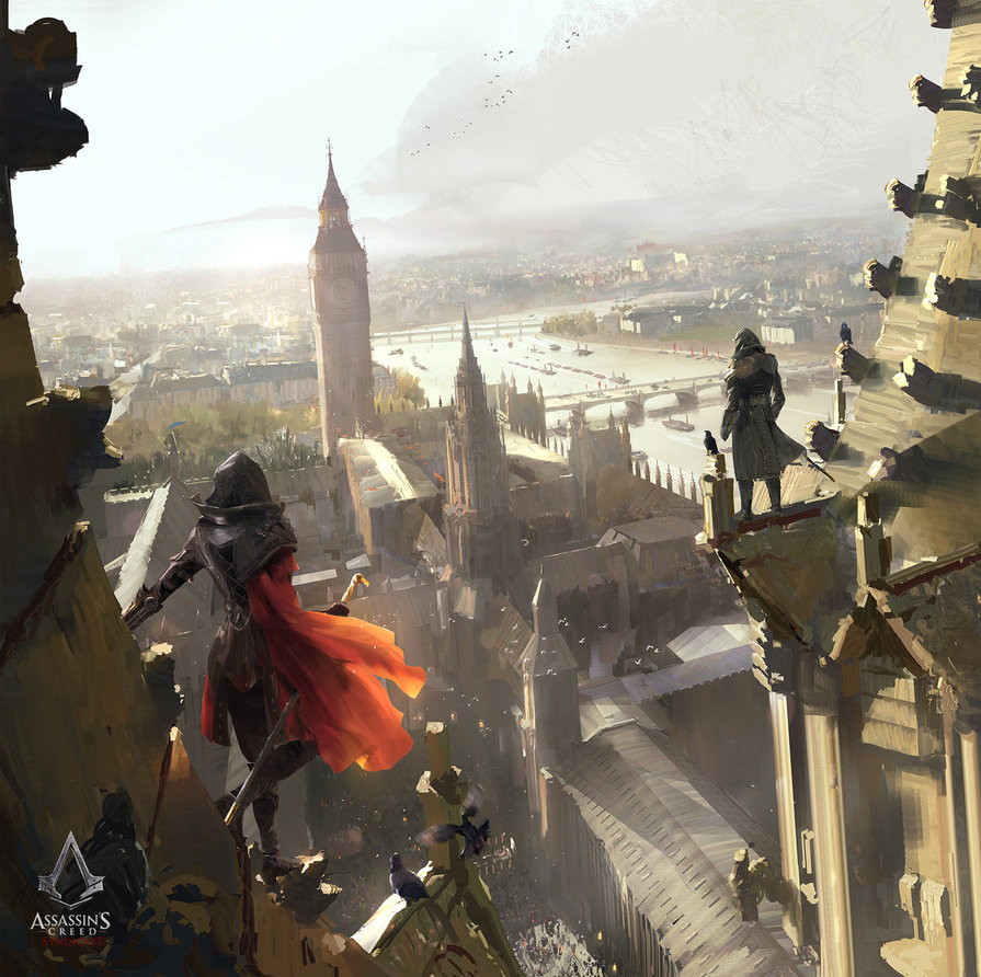 Assassins Creed Syndicate concept by tnounsy1