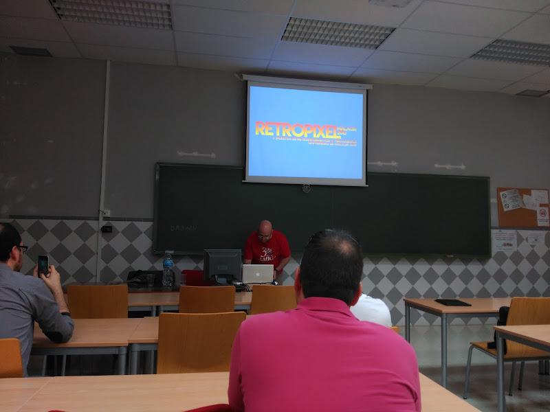 Retropixels 2016: Conferencia Amiga
