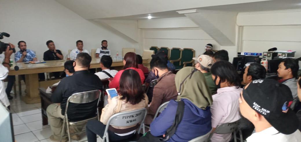 SMSI Jawa Barat Sosialisasikan Newsroom Siberindo.co, Indonesia Today dan Cyber Indonesia Network