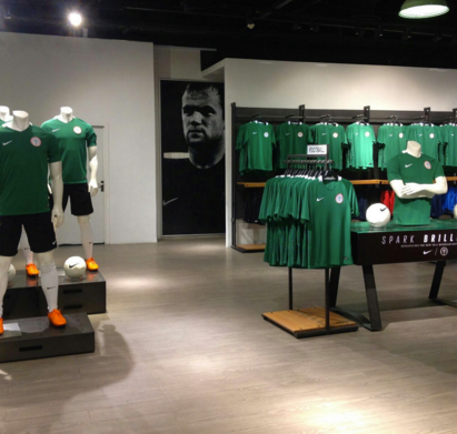 NFF Unveils New Jersey For Super Eagles After Signing Multimillion Naira Deal 1