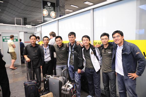 Cùng game thủ Việt tham quan trụ sở Wargaming 1