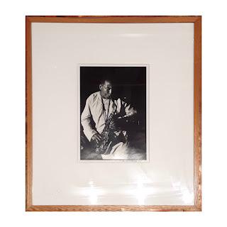 A. Cetinkaya Signed Photograph