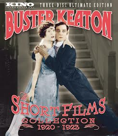 Buster Keaton: The Short Films Collection (1920 - 1923)
