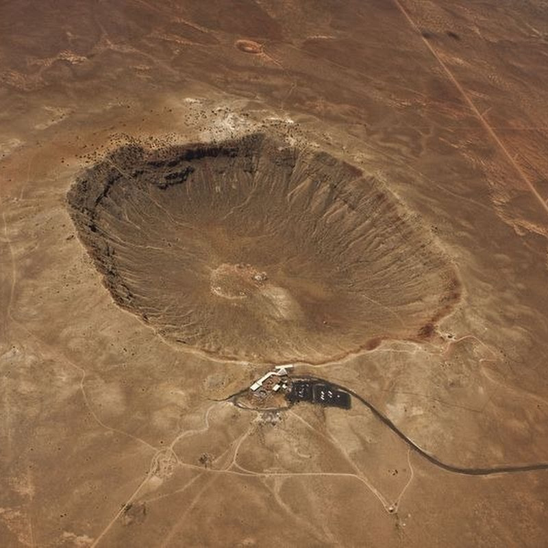The Most Visually Impressive Impact Craters on Earth