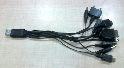 Photo: USB Charger