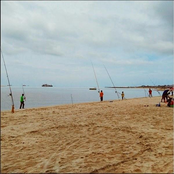 pertandingan memancing