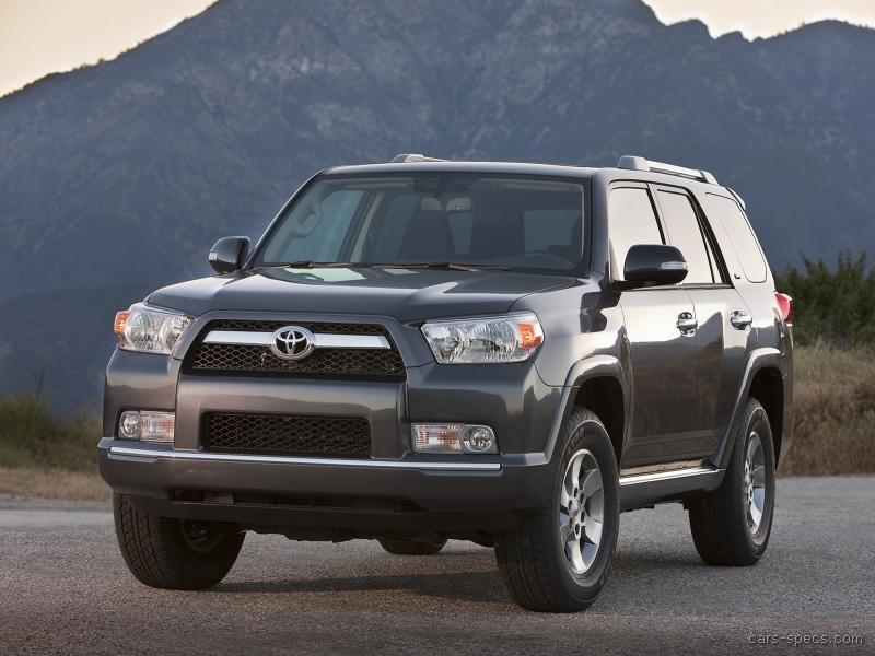2011 toyota 4runner suv specifications pictures prices. Black Bedroom Furniture Sets. Home Design Ideas