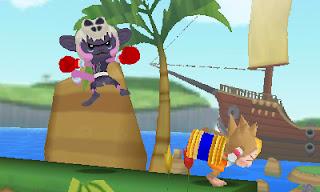 Super Monkey Ball 3DS Screens
