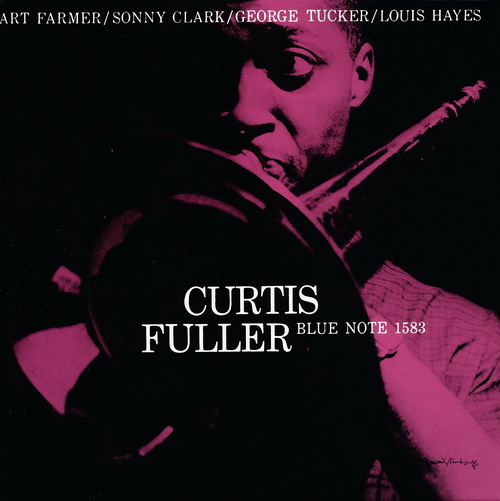curtis fuller - volume 3 (sleeve art)
