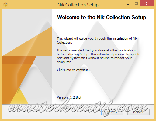Google Nik Collection 1.2.8