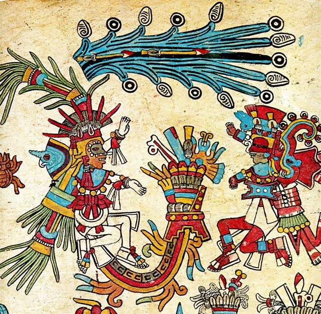 Aztec Gods, Gods And Goddesses 1