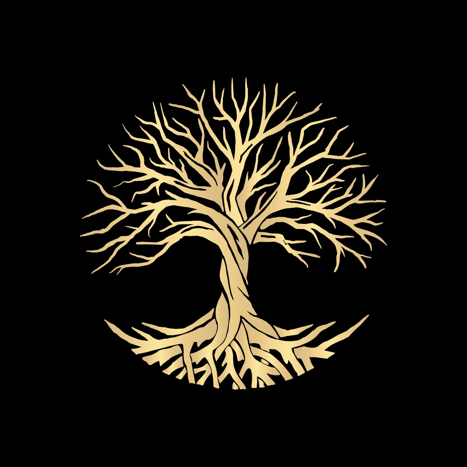 Root Tree Tree Life Vector Symbol Free Download Vector CDR, AI, EPS and PNG Formats