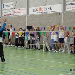 Badminton clinic 2009