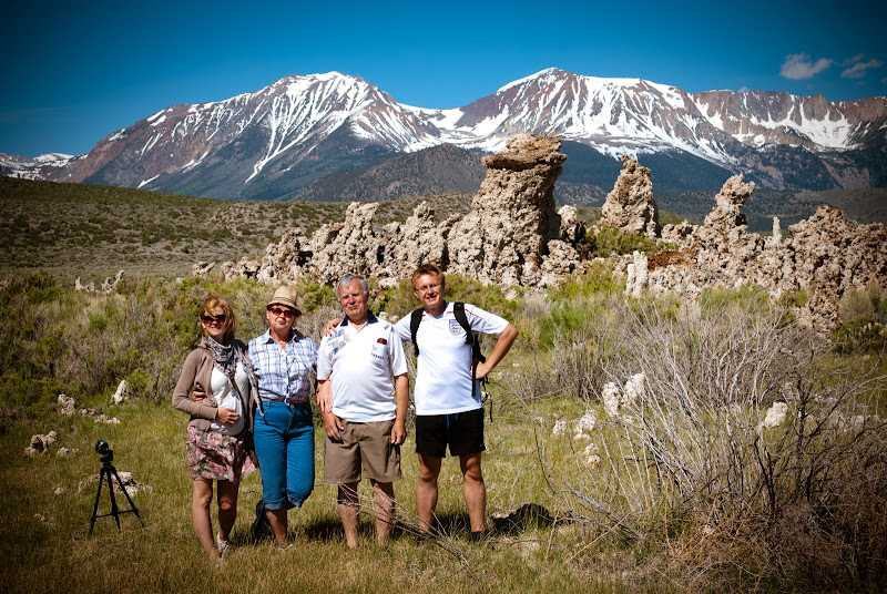 Great American Road Trip, cz.5.1 -- Mono Lake..