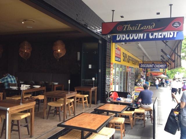 Thailand bankstown