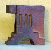 Fachada - 15x15x4 cm - Cerâmica