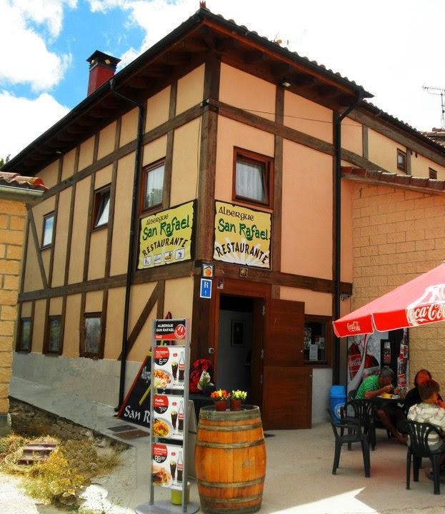 Albergue de peregrinos San Rafael, Agés, Burgos :: Albergues del Camino de Santiago
