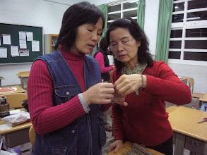 Photo: 20110315藺草編織的創意與技巧004