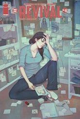 Actualización 12/05/2016: Luego de un buen tiempo, les volvemos a traer un número de Revival, #15 traducido por DjKeke y maquetado por Arsenio Lupín para Prix Comics y HTAL.