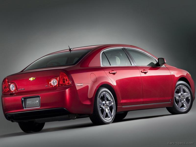 2009 chevrolet malibu hybrid sedan specifications. Black Bedroom Furniture Sets. Home Design Ideas
