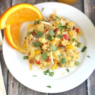Southwestern Breakfast Scramble Recipes