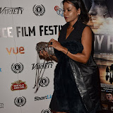OIC - ENTSIMAGES.COM - Nadia Alami at the  My Hero Film Premiere at Raindance Film Festival London 25th September 2015 Photo Mobis Photos/OIC 0203 174 1069