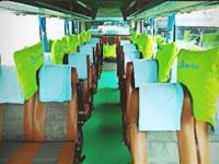 Sewa Bus Pariwisata Seat 31