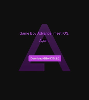 Gameboy Advance iOS Emulator
