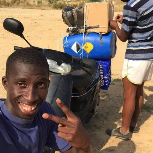 Abdou diouf instagram migrant1