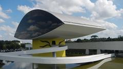 Curitiba Niemeyer Museum
