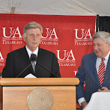 UACCH-Texarkana Creation Ceremony & Steel Signing - DSC_0175.JPG