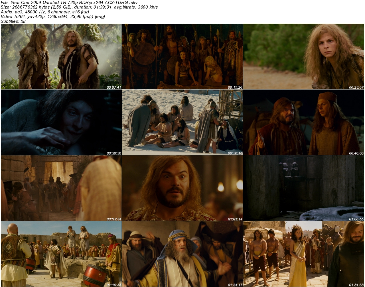 Fi Tarihi 2009 - 1080p 720p 480p - Türkçe Dublaj Tek Link indir