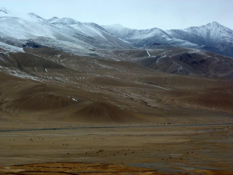 XINJIANG. Karakoram Highway, lune des plus haute route au monde, en passant a 4400 m - P1280647.JPG
