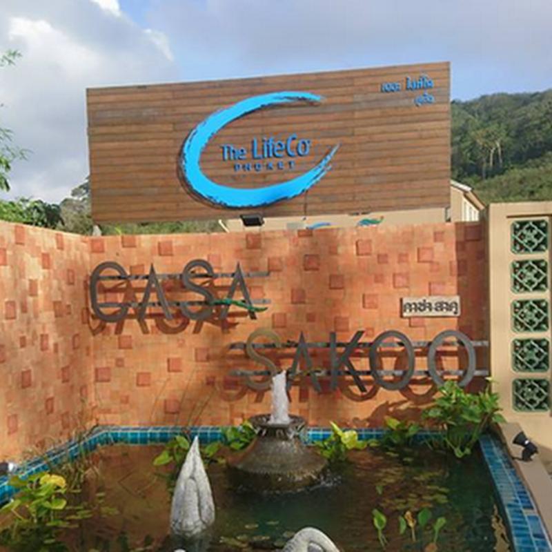 The LifeCo Phuket , destinasi yang pilihan tepat !