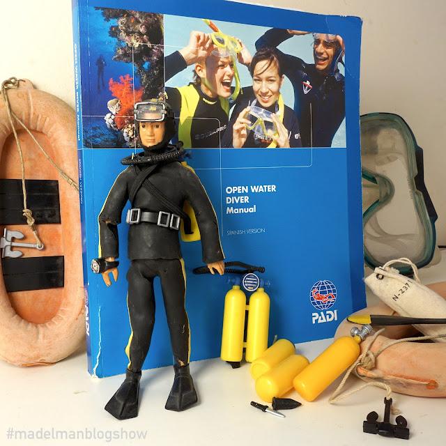 Open Water Diver Manual PADI y Madelman