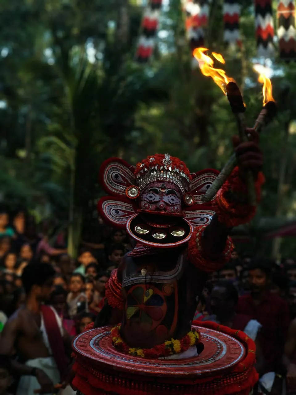 Kuttichathan Theyyam - കുട്ടിച്ചാത്തന് തെയ്യം 4
