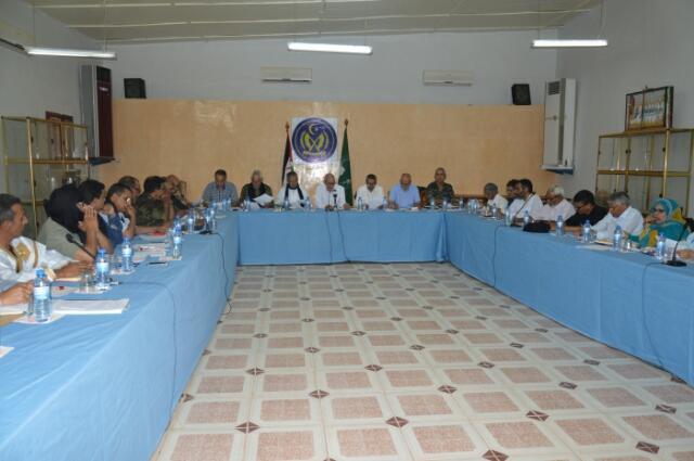 الأمانة الوطنية تقر عقد المؤتمر الـ15 لجبهة البوليساريو في غضون السنة القادمة