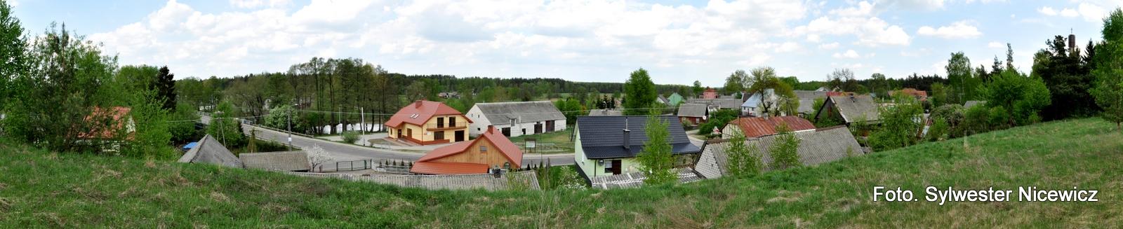 Panorama Kozła
