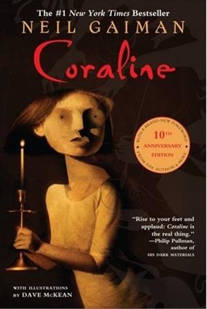 Coraline (edizione illustrata da McKean)