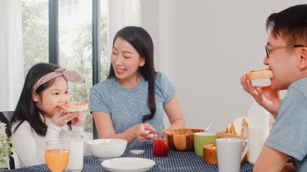 7 Daftar Menu Sarapan Sehat Untuk Anak-Anak